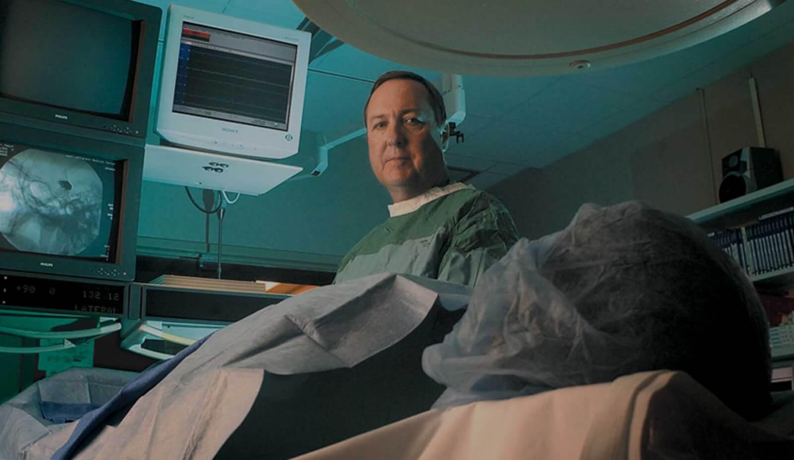 Culicchia Neurological Clinic New Orleans Robert Dawson MD